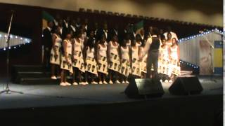 University Of Limpopo Choristers-Ke Nako Ya Go Rapela(AIDS Piece)_SATICA 2014