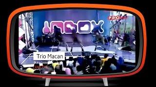 Trio Macan - Buka Sitik Joss (Live Performance)