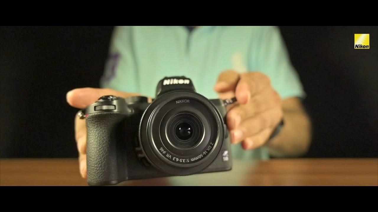 Nikon Z 50 Vlogger Kit Assembly Video