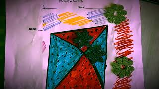 Kite Festival#Parents Creativity#Kids Killol PreSchool at Ranip Branch