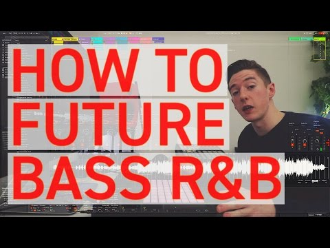 HOW TO MAKE FUTURE BASS R&B // IN THE STUDIO MUSIC PRODUCTION TIPS