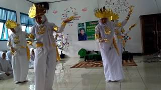 luar biasa tari sembah Lampung paling bagus, Al barokah
