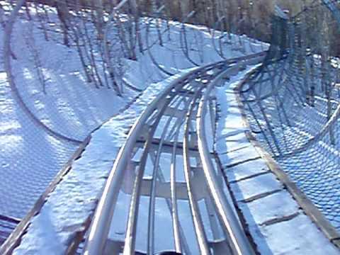 Park City alpine roller coaste...