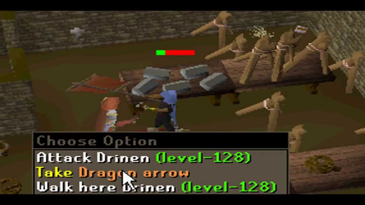 how to find your ranged max hit osrs