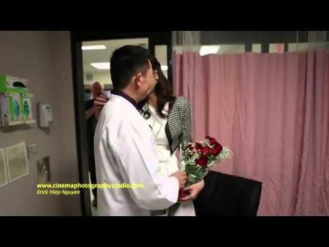 Video Ngọc Quyên bất ngờ khi được cầu hôn   Ngôi sao