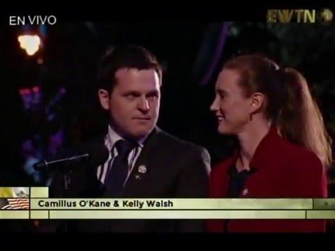 Luchando por vivir la castidad: futuro matrimonio australiano - EMF 2015