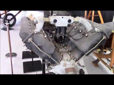 Hispano Suiza V8 Aircraft Engine