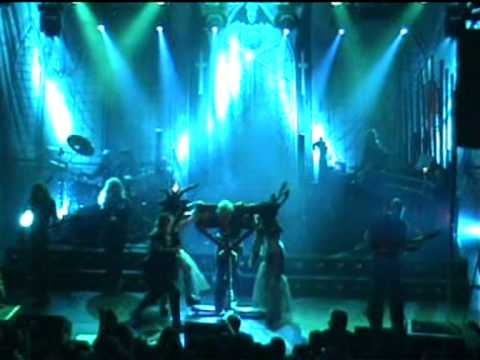 Therion - Wisdom and the Cage + Happy Birthday & Band Introduction (Live in Belgrade 11.12.2007) mp3