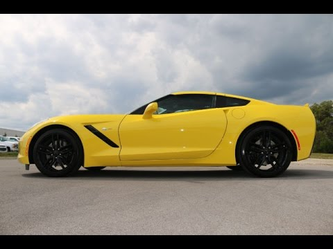 "2016 Chevrolet Corvette Stingray Z51 Coupe ""Corvette ..."