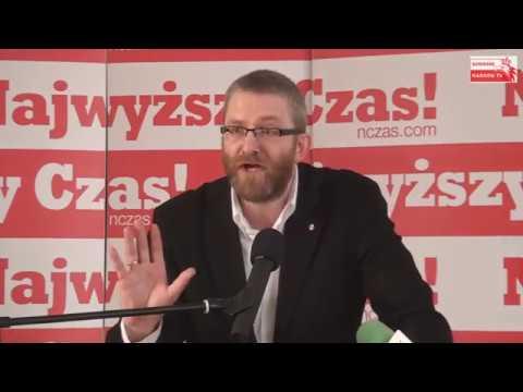 Grzegorz Braun sytuacja Polski i prognozy 2017  - Wielka Konferencja Prawicy