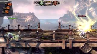 GOD OF WAR ASCENSION MULTIPLAYER - Bout of Honor Matches #10-12, TRIPPLE RAGE QUIT!