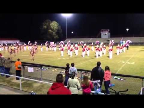 Berrien high school band 2012