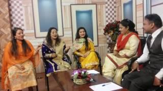 Sufi sister's live on dd punjabi