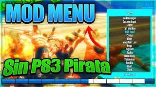 Mod Menu Gta V Ps3 No Pirata 2019