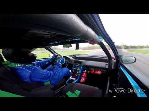 Carbonia Cup Most 15.04.18 - Honda CRX VTEC