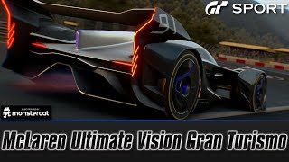 Gran Turismo Sport [EARLY ACCESS DEMO]: McLaren Ultimate VGT | Mission Challenges | FORZA 7 KILLER?