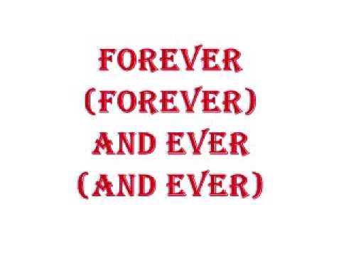 Angelina - Forever (with lyrics)