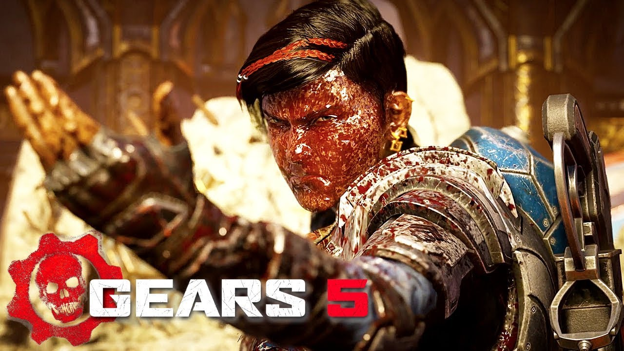 Gears 5 - Official Versus Tech Test Gameplay Trailer thumbnail
