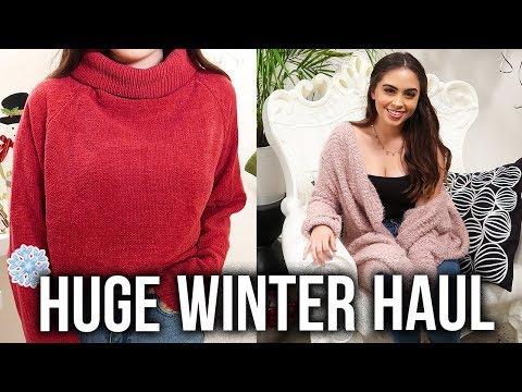 Huge Winter Try On Haul (WINDSOR)