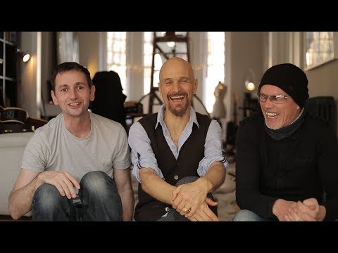 """""""Welcome to us three..."""" – Tim, Jim & Larry from James introduce La Petite Mort"""