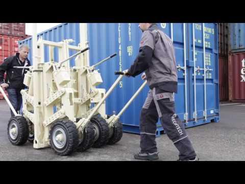 Приспособление для перевозки контейнера Wing Lift