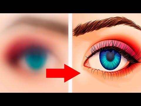Как Улучшить Зрение. Тренажер Для Глаз (Маятник)
