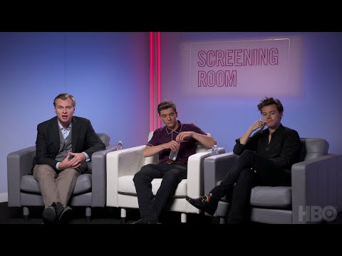 Inside Look at Dunkirk with Harry Styles and Christopher Nolan (HBO)