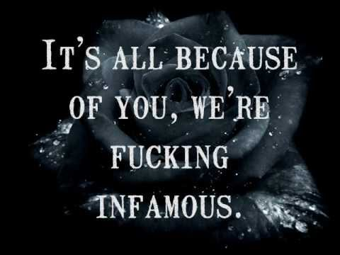Motionless In White-Infamous