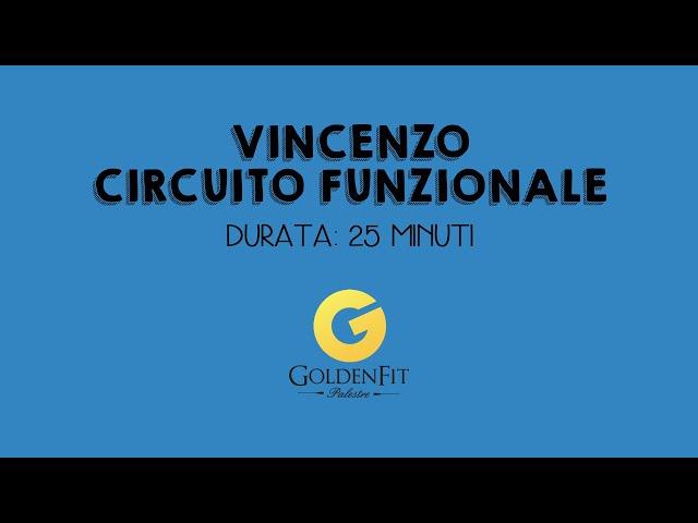 Circuito Funzionale con Vincenzo