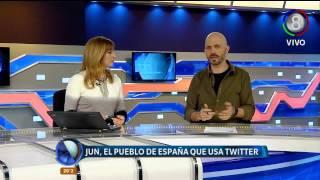 Jun, el pueblo español que usa Twitter