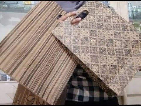 Cetak Paper Bag Untuk Kado di Bandar Lampung 081369517525 Tsel