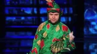 Piff the Magic Dragon Does it Again- Judges Cut 1, AGT 2015