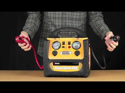 wagan-tech-power-dome-400-(#2354)---unboxing-&-features