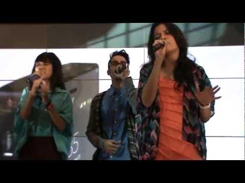 Cantika feat. Gamaliel and Audrey Tapiheru - Someone Like You