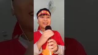 Bé 11 Tuổi Hát Chèo | Hát Mừng Bóng Đá Việt Nam - Lê Quang Vinh (Thái Bình)