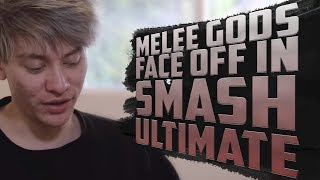 Melee gods face off in Smash Ultimate ft Leffen & Armada