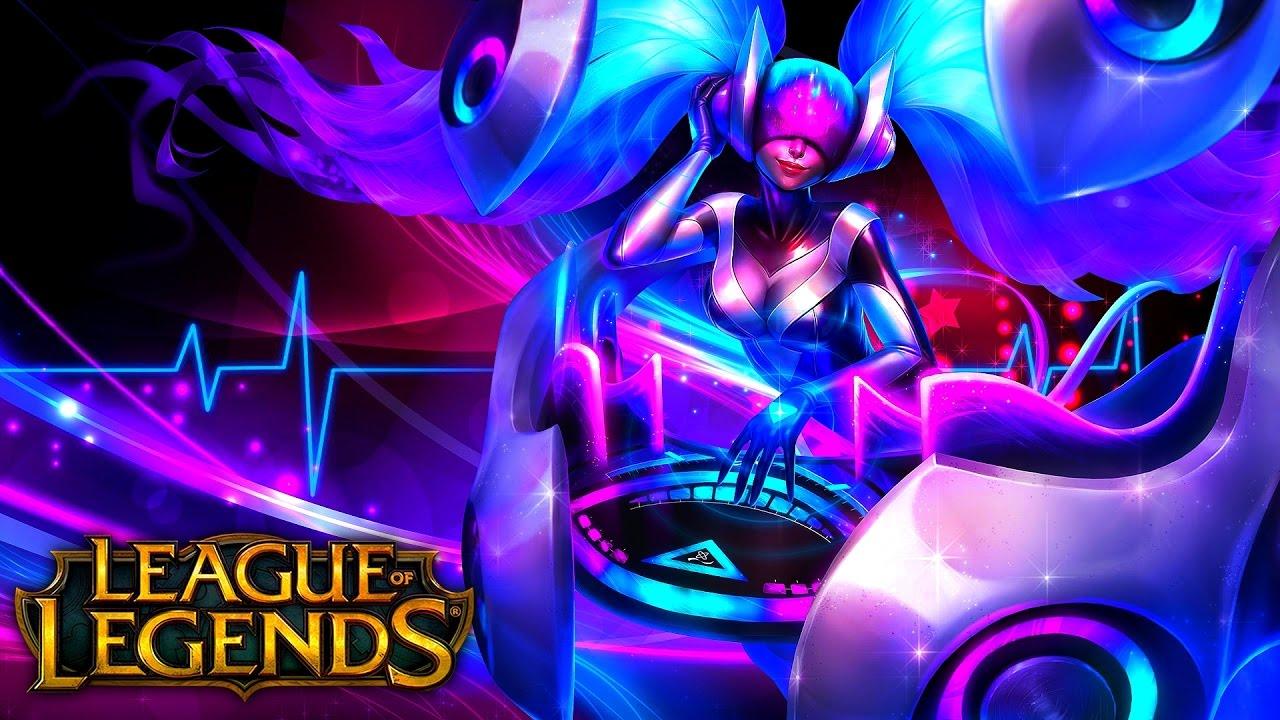 League Of Legends Dj Sona Ultimate Concert Skins Trailer