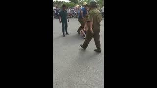 Giang Hồ Xăm Trổ đánh nhau với công an Quận 12 - Ngọc Bảo