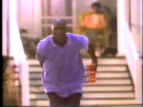 1990 Coca-Cola commercial w/Michael Jordan