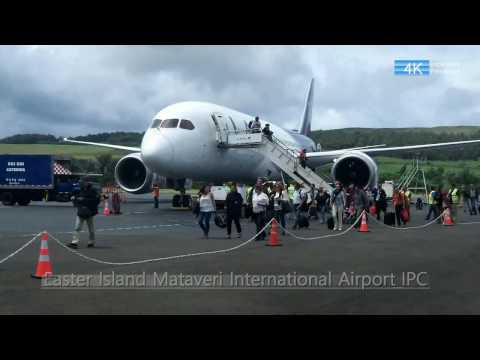 Easter Island IPC Mataveri International Airport