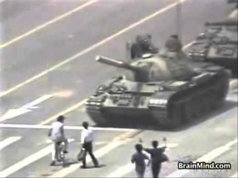 Tiananmen Square Massacre of 1989 (Beijing, China)