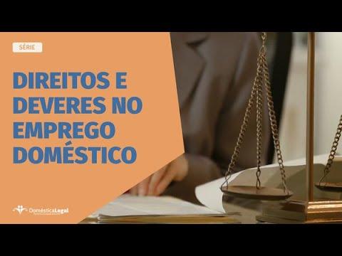 Websérie Direitos e deveres no emprego doméstico   Doméstica Legal