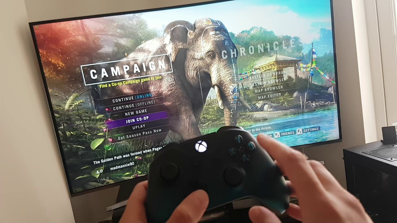 Can Xbox One Controller Play All Games On Pc Via Bluetooth