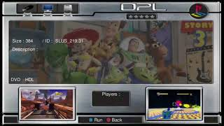 Playstation 2 FMCB 160GB HDD Lista de juegos 2018 OPL