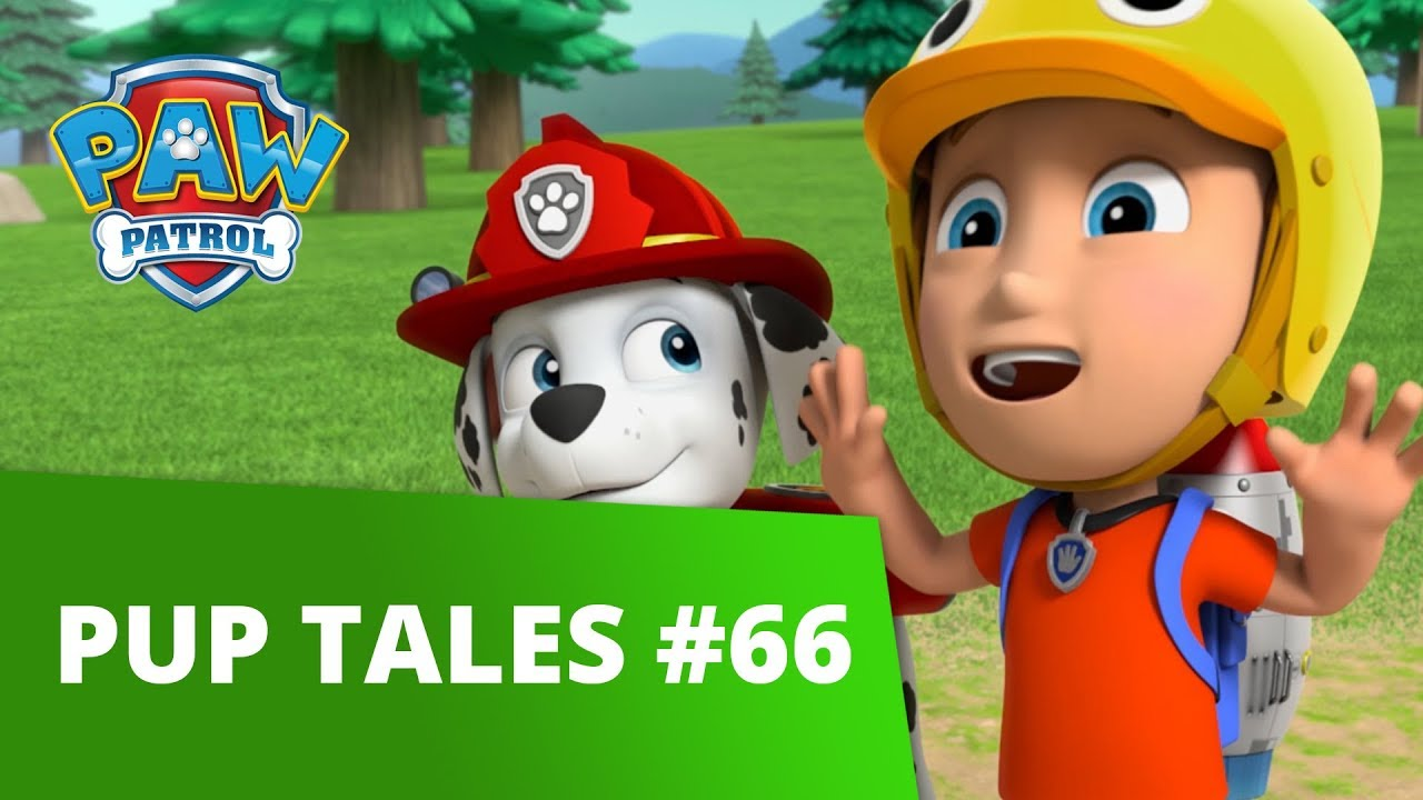 PAW Patrol | Pup Tales #66 | Rescue Episode! | PAW Patrol Official & Friends