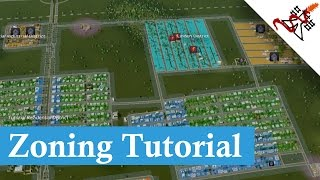 Cities Skylines - Zoning Tutorial