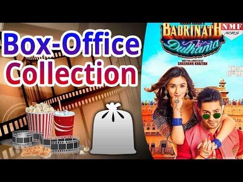 Box - Office Collection Of 'Badrinath Ki Dulhania' | Varun Dhawan, Alia Bhatt