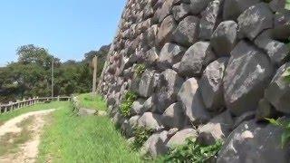 2013 08 12 鳥取城 鳥取城 検索動画 25