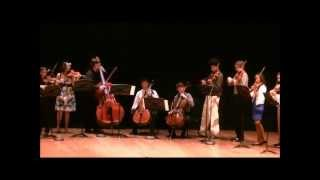 HSPVA String Seniors: I Lost My Head (Gentle Giant cover)