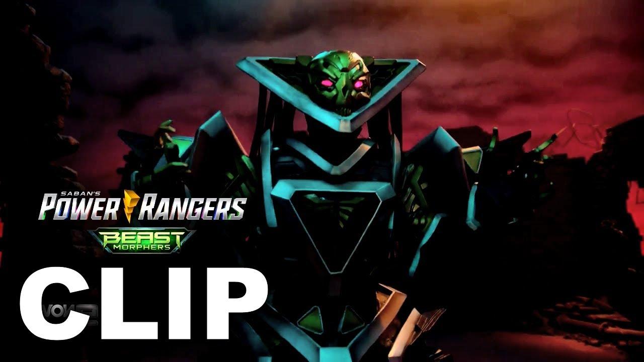 Download Power Rangers Beast Morphers - Evox Forms Body (Episode 20 - 'Evox Upgraded')